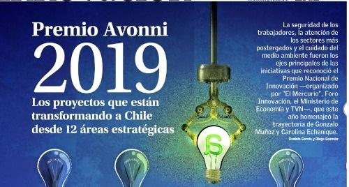 Persa Víctor Manuel ganador Premio Nacional de Innovación