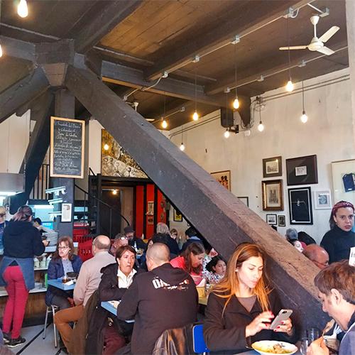 El Franchute del Barrio (Comida Francesa) – Bío-Bío 650