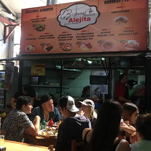 Cafetería AlejitaDesayunos y almuerzos